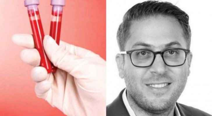 Jordanian doctor tops rankings for global experts in blood diseases