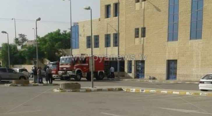 Small fire breaks out at First Instance Court of Zarqa