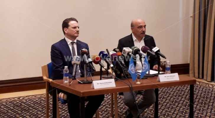 UNRWA: 42 countries supported the Agency after it faced risk of collapse