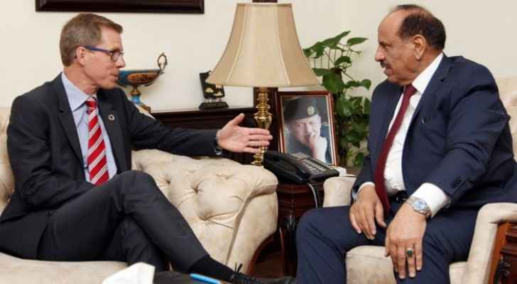 Interior Minister: Jordan achieved advanced human rights standards