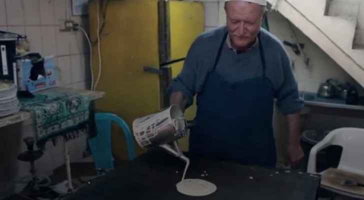 Most famous Qatayef seller in Salt dies