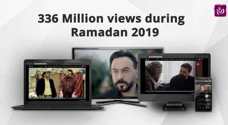 Roya marks another success during Ramadan, hitting over 336,320,797 views on its digital platforms