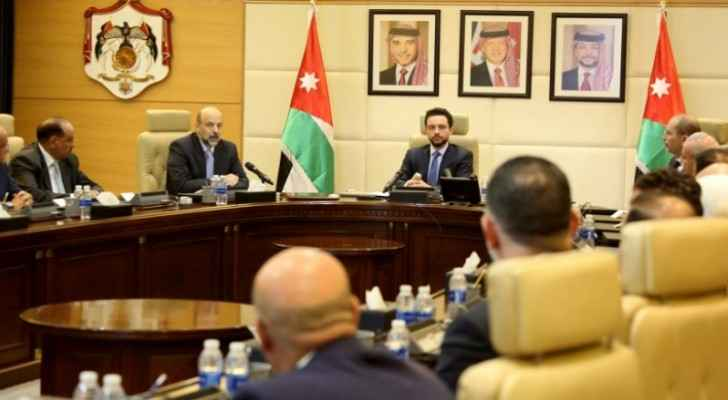 Crown Prince heads cabinet meeting