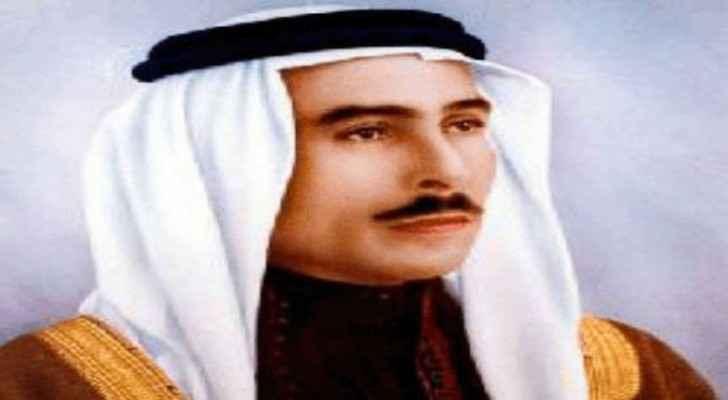 King Talal Bin Abdullah
