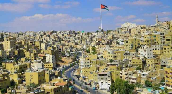 Study: Jordanian population grew to 10.309 million until the end of 2018