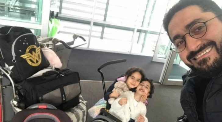 Jordanian young girl 'Alin' who was injured during New Zealand attack leaves hospital