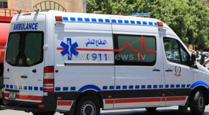 Child died, woman injured in run-over accident in Balqa