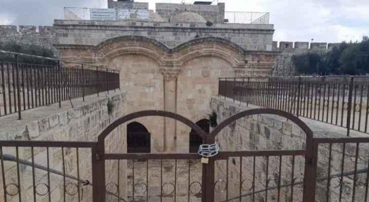 Al-Rahma Gate is part of Al-Aqsa, affirms official source