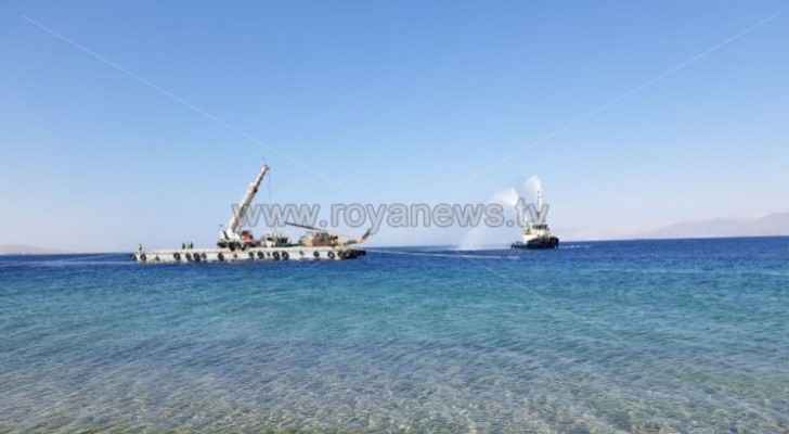 Video: First underwater military museum launched in Aqaba