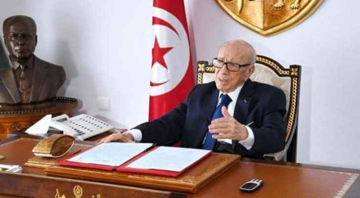 Tunisian President Essebsi has died