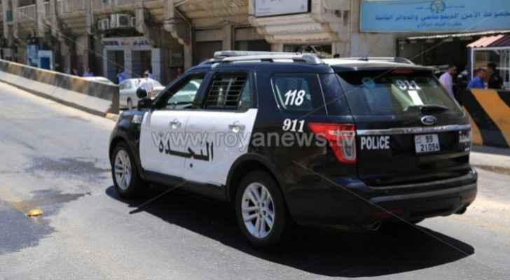 Three arrested after attempting to rob bank branch in Amman
