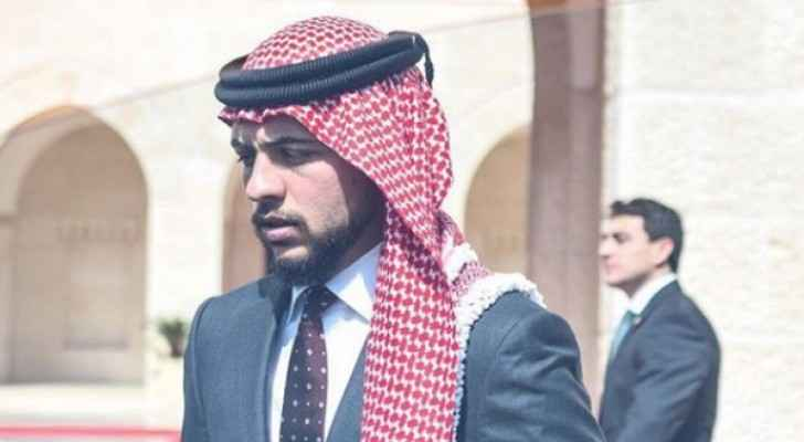 Crown Prince visits family of Tawjihi student who died few days before results announced