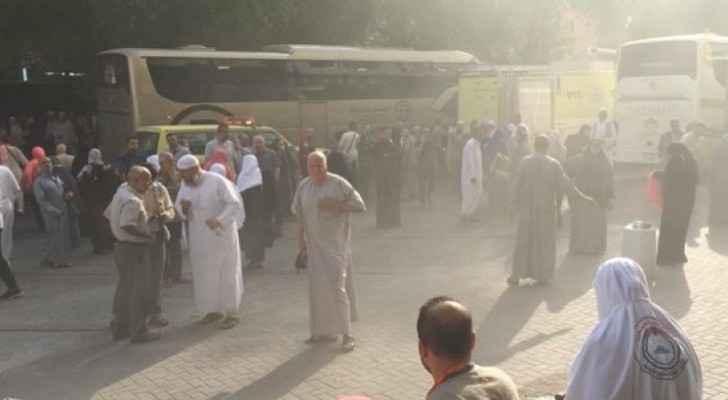 Fire breaks out in residence for Gazan pilgrims in Mecca