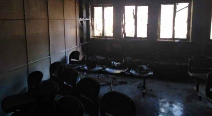 Minor fire erupts in outpatient clinic in Madaba