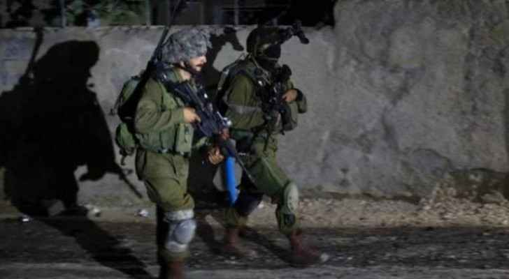 14 Palestinians detained from various parts of West Bank