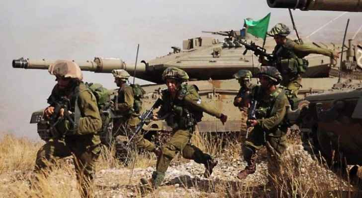Israeli Forces conduct large exercise, named 'Four Seasons'  in preparation for next Gaza war