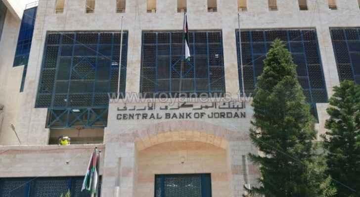 Jordan's Central Bank decreases interest rates by 25 basis points