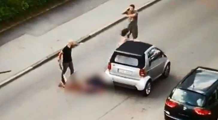 New details revealed on 'samurai sword' murder carried out by Jordanian in Germany