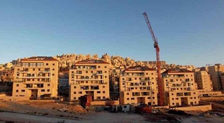 Israel advances plans to build more than 2,300 settlement homes