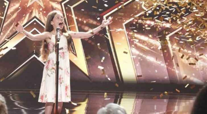 Emanne, when she won the Golden Buzzer