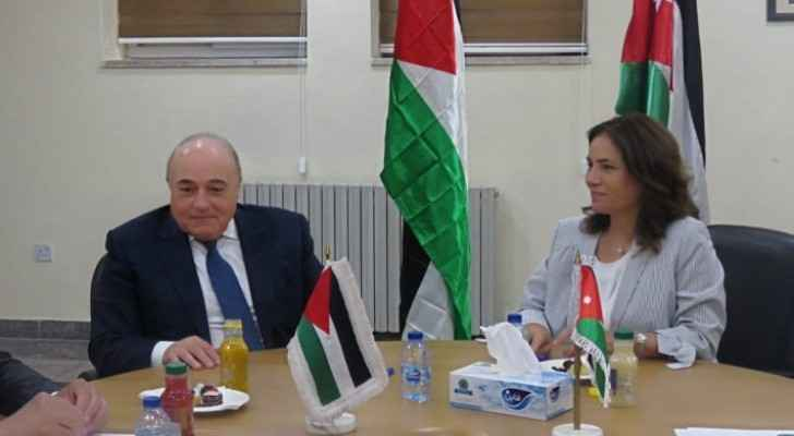 Jordan to provide Palestine with oil derivatives
