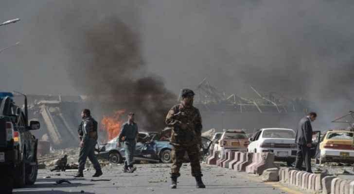 Jordan denounces bomb attack on police station in Kabul