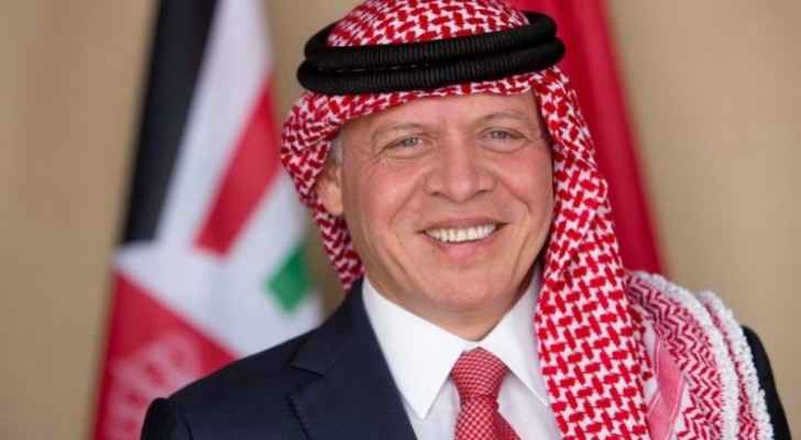 King expresses best wishes to Jordanians on Eid, thanks traffic police officers for their efforts