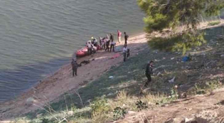 CDD cadres looking for child drowned in King Talal Dam
