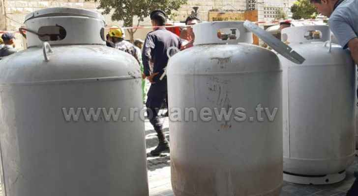 Jordan Institution for Standards, Metrology issues statement following gas cylinder blast