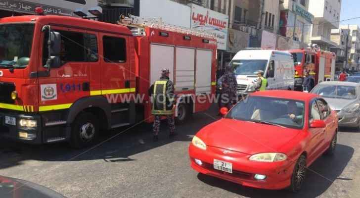 Child died, two other people injured in house fire in Aqaba