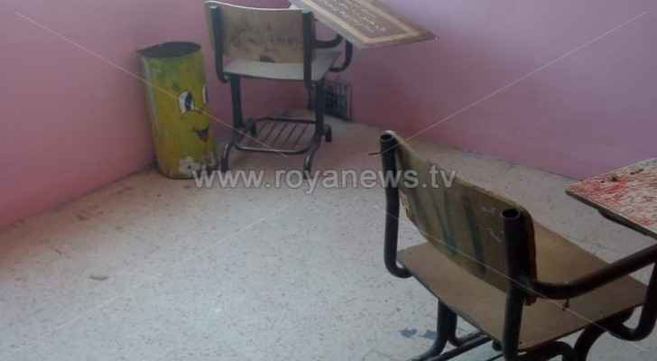 Parents complain about low level of cleanliness in school in Amman