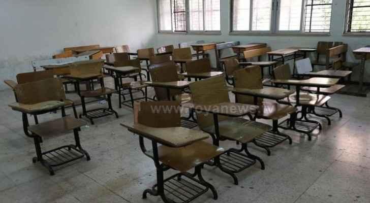 Teachers in Jordan strike for second day