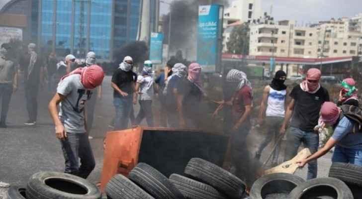 Palestinian shot, critically injured during clashes near Ramallah
