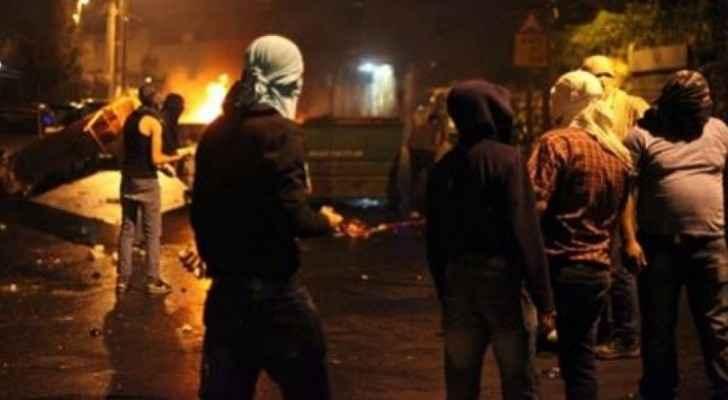 46 Palestinians injured during Ezariya clashes