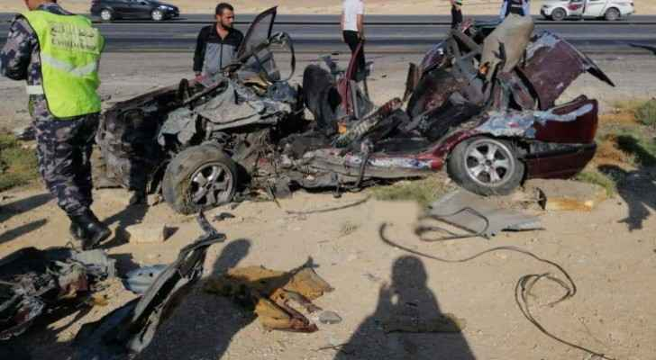 Investigation committee formed to identify cause of Desert highway car-truck collision accident