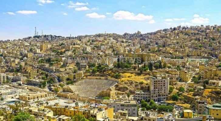 Hot air mass to affect Jordan as of today