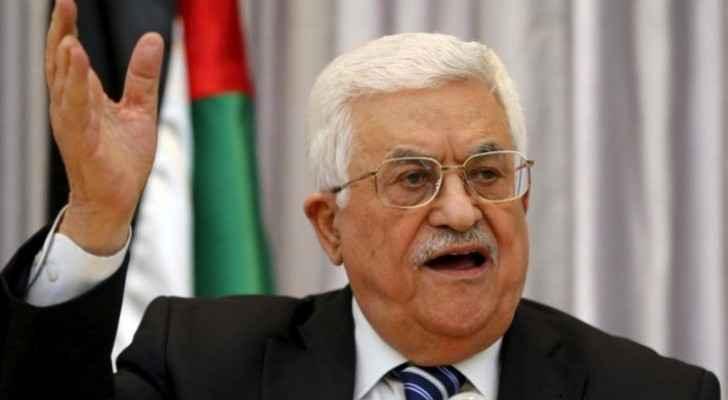 Mahmoud Abbas: 'Our position: against Netanyahu'
