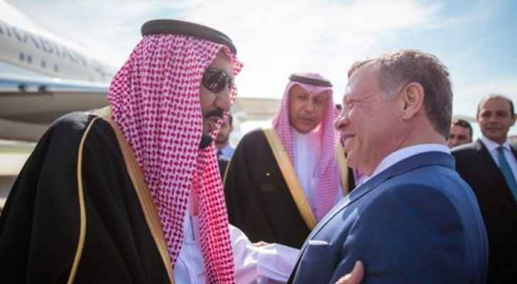 King congratulates Saudi King on national day