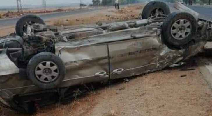Jordanian citizen dies in road accident in Syria