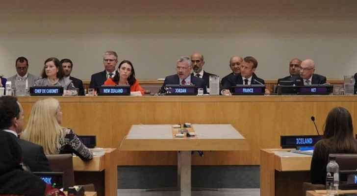 King attends high-level meeting in New York on countering extremism