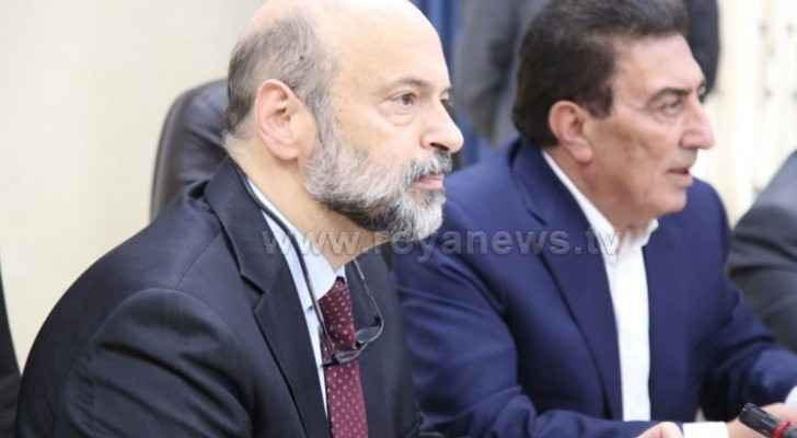 Razzaz, Tarawneh to meet for discussing teachers' strike