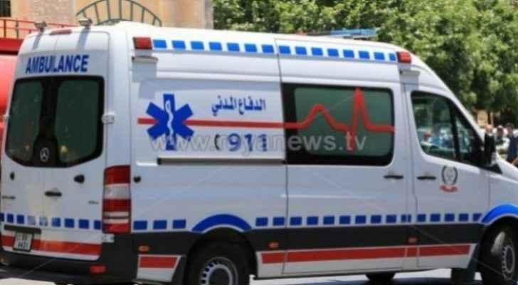 Six injured in bus crash in Ajloun