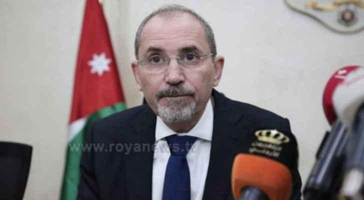 Foreign Minister, Ayman Safadi