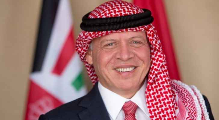 King, Queen Rania depart for Egypt