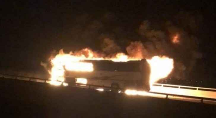 No Jordanians among victims of Saudi bus crash