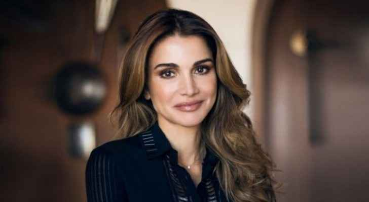 Queen Rania delivers letter to all Jordanians