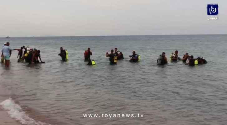 National campaign to clean up Aqaba's beaches