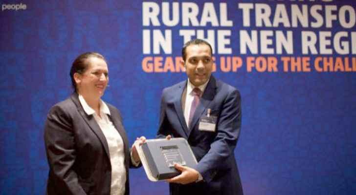 Jordan receives Best Gender Performance, Women Empowerment 2019 award