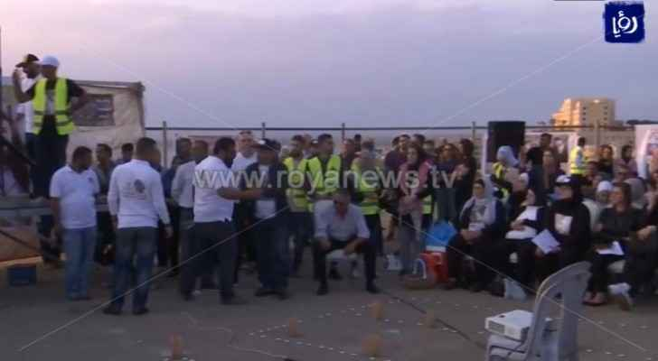 Memorial service for victims of Dead Sea tragedy held