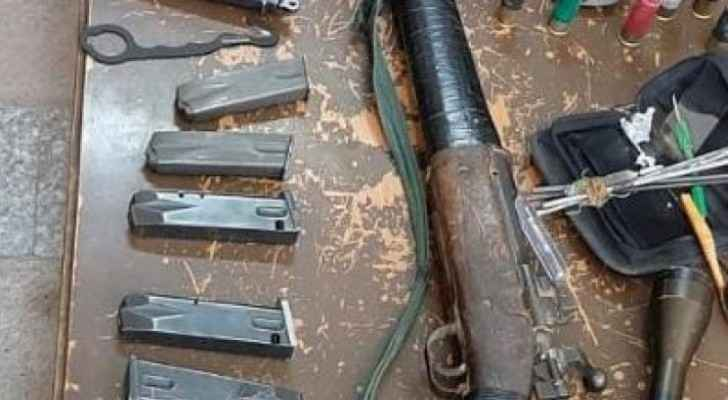 Four suspects arrested in northern Badia region
